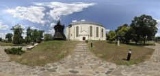 Fa harangtornyú Református templom